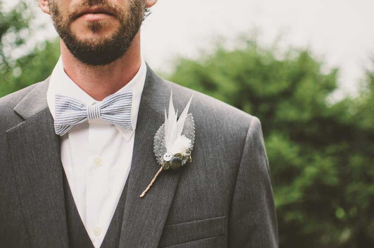 Style Rules for Dressing Your Groomsmen