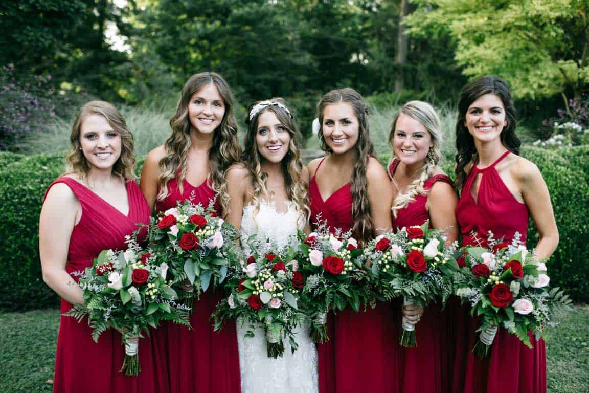 The Style Commandment For Bridesmaids Dresses