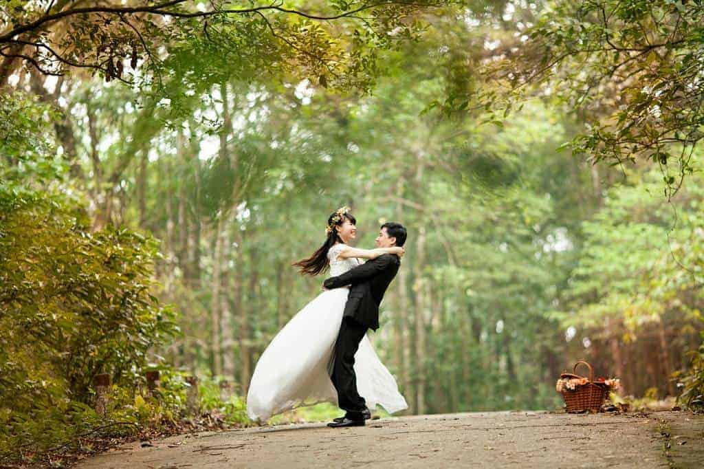 How to Get Healthy For Your Big Day