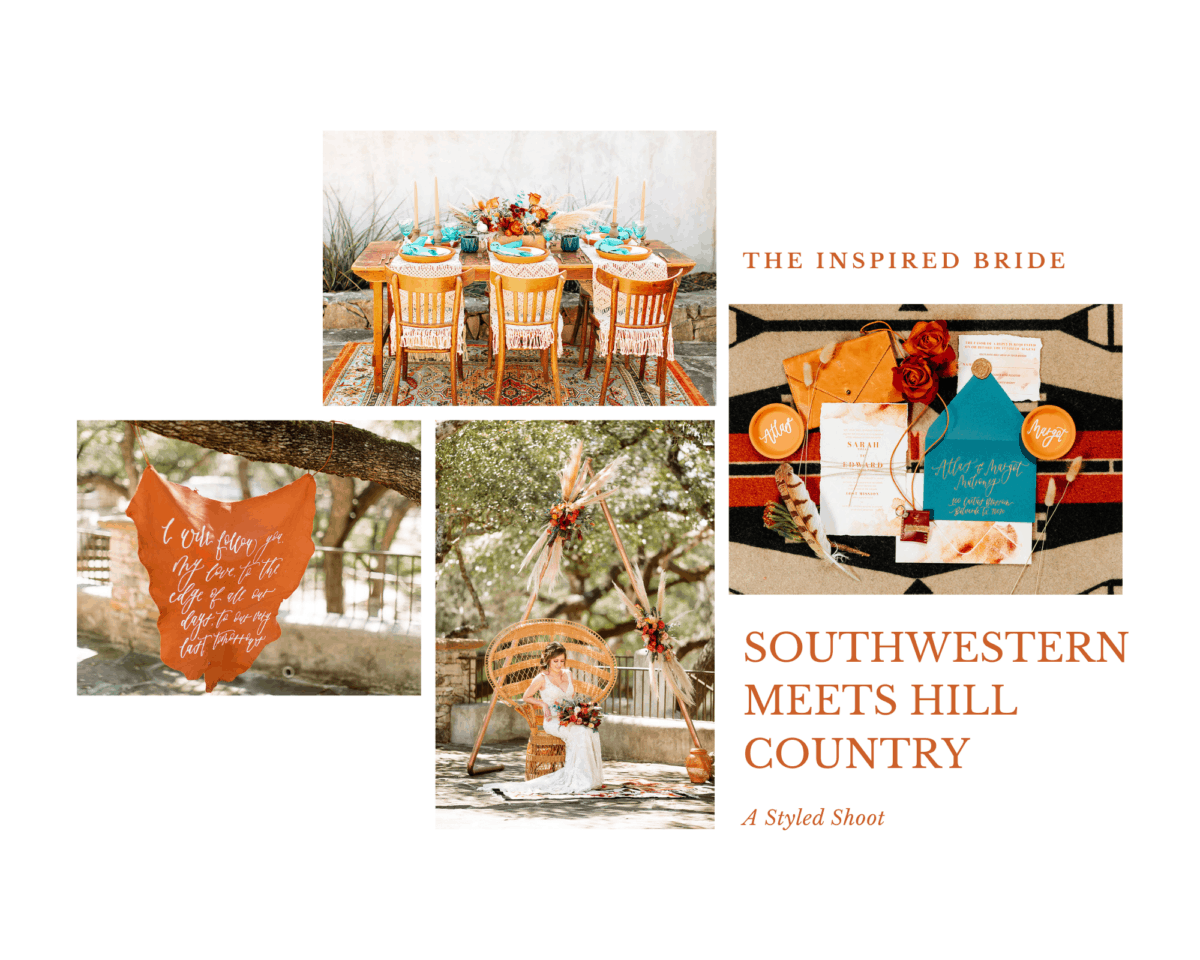 Southwestern Meets Hill Country