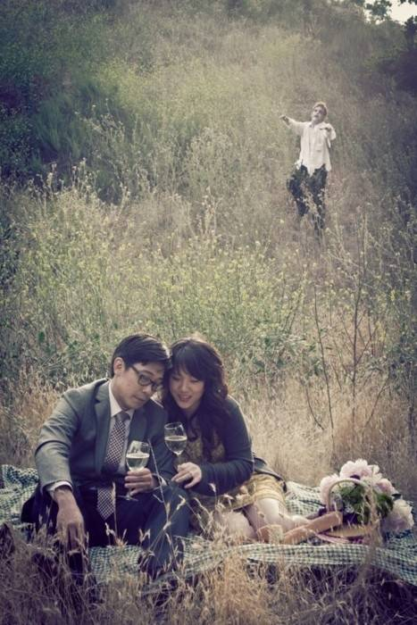 The Oh So Hilarious Wedding