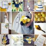 Wedding Color Palette: Royal Blue