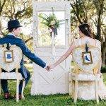 Styled Shoot - Victorian Era Romance