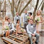 Pairing Up Your Bridesmaids and Groomsmen for the Wedding